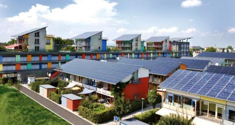 Tương lai của các công trình kiến trúc Zero năng lượng 1