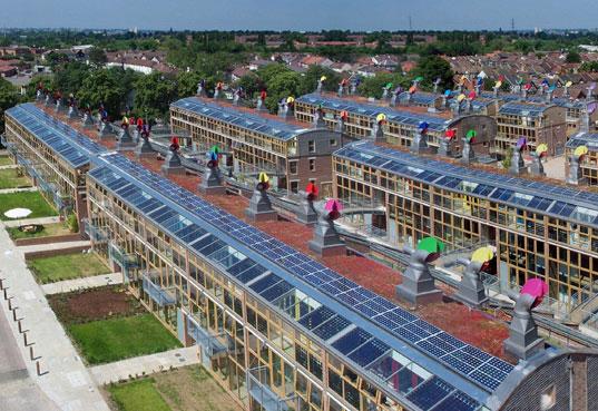 Tương lai của các công trình kiến trúc Zero năng lượng 2