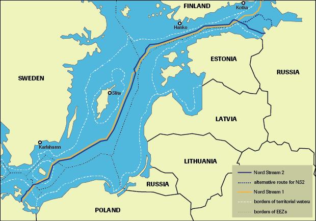Gazprom lách luật, Ba Lan