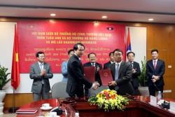 Việt Nam - Lào thống nhất nguyên tắc về khung giá điện