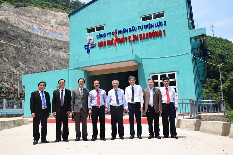 Công ty CP Đầu tư Điện lực 3: Dấu ấn 10 năm phát triển 6