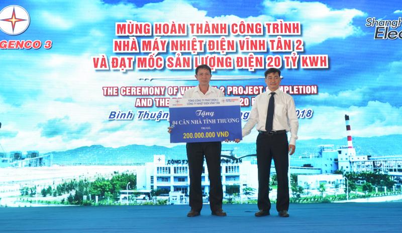 Nhiệt điện Vĩnh Tân 2 cán mốc sản xuất 20 tỷ kWh 2