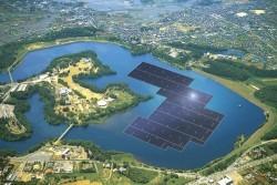 Điện mặt trời nổi: Công nghệ hứa hẹn của tương lai