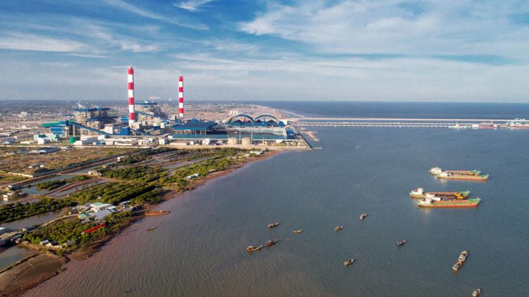 Các chỉ số môi trường tại TTĐL Duyên Hải đều đạt 1