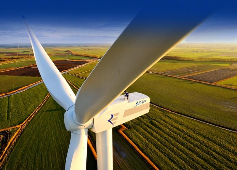 Vấn đề môi trường của điện gió
