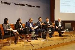 Việt Nam tham dự 'đối thoại về chuyển đổi năng lượng' ở Berlin
