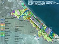 Quảng Trị đề nghị bổ sung 2 dự án điện gió vào quy hoạch