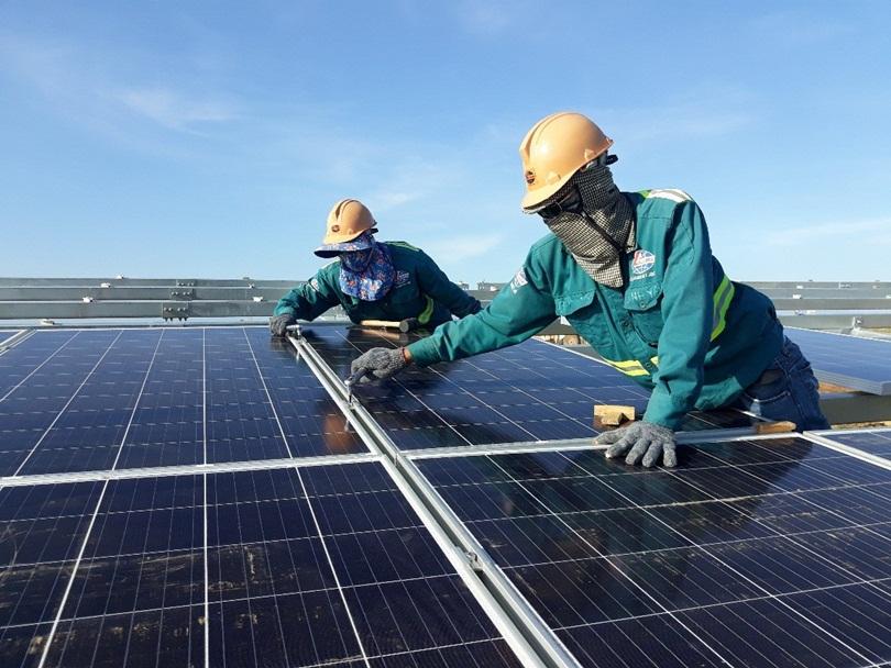 Cơ chế khuyến khích phát triển điện mặt trời tại Việt Nam