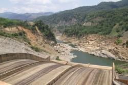 Thủy điện Tây Nguyên cuối mùa khô