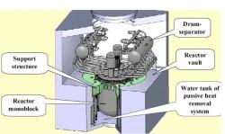 Nga phát triển lò phản ứng nhanh SVBR - 100