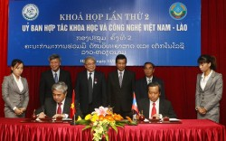 Raised levels of int'l sci-tech cooperation