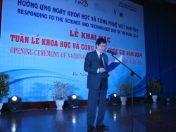 National Science and Technology Week inaugurated