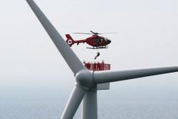Khởi công xây dựng nhà máy sản xuất điện gió Công Hải 1