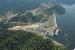 Tích nước hồ chứa thủy điện Xekaman 1