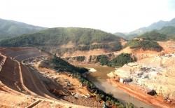 Sửa đổi Hiệp định vay Dự án thủy điện Trung Sơn