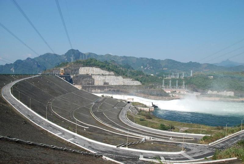 Thủy điện Hòa Bình đạt sản lượng 200 tỷ kWh điện