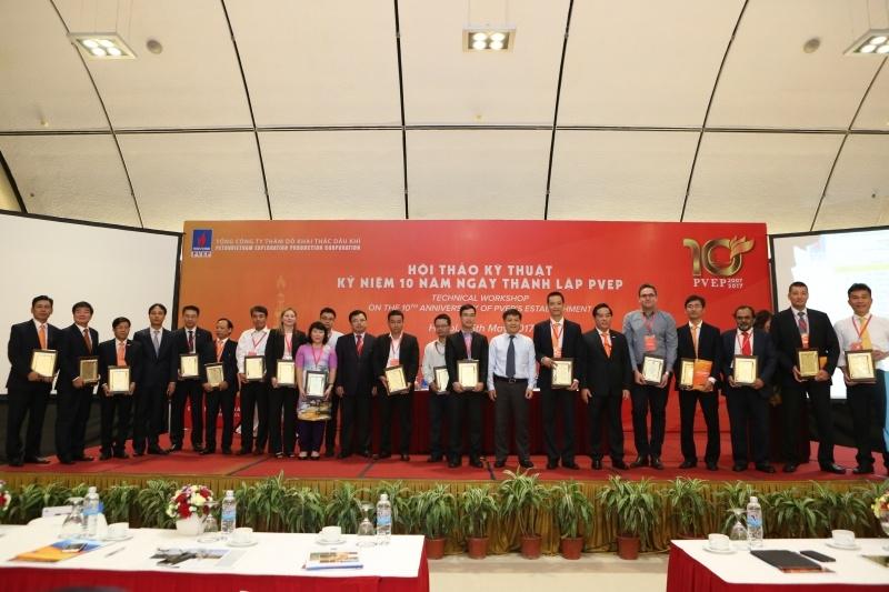 Hội thảo khoa học kỷ niệm 10 năm ngày thành lập PVEP 1