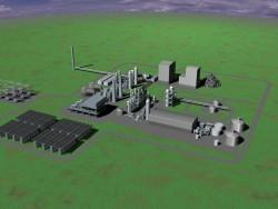 Ý kiến của Bộ Xây dựng về dự án nhiệt điện Ô Môn 3 và 4