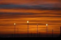 Tái chế gas thừa để sản xuất điện