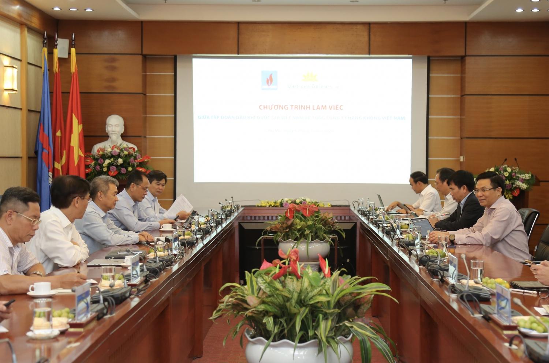 The PVN has a plan to invite 1,600 international petroleum experts to Vietnam