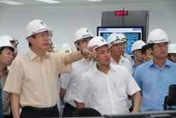 Nhiệt điện Vũng Áng 1: Trước ngày vận hành chạy thử