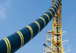 Dự án cấp điện cho đảo Lý Sơn đang thực hiện đúng tiến độ