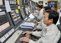 Các phân xưởng của NMLD Dung Quất khởi động trở lại
