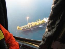Kho nổi FPSO Ruby II đạt 100 chuyến xuất dầu an toàn