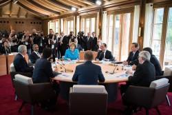 G7 hướng đến từ bỏ dần năng lượng hóa thạch