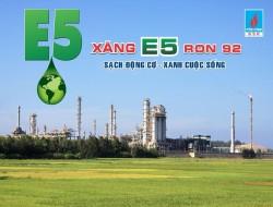 Triển khai truyền thông cấp quốc gia sử dụng xăng E5