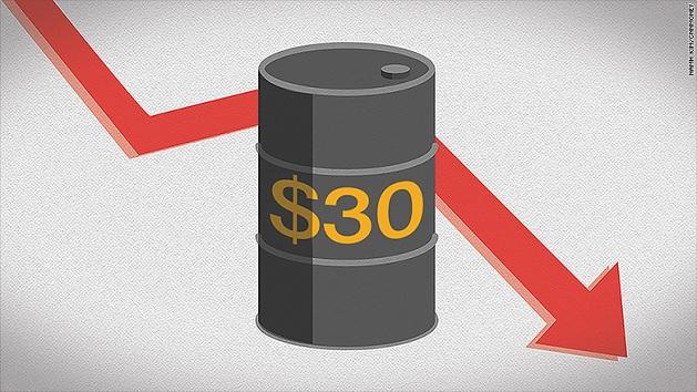 Giá dầu có thể xuống mức 30 USD/thùng? 1
