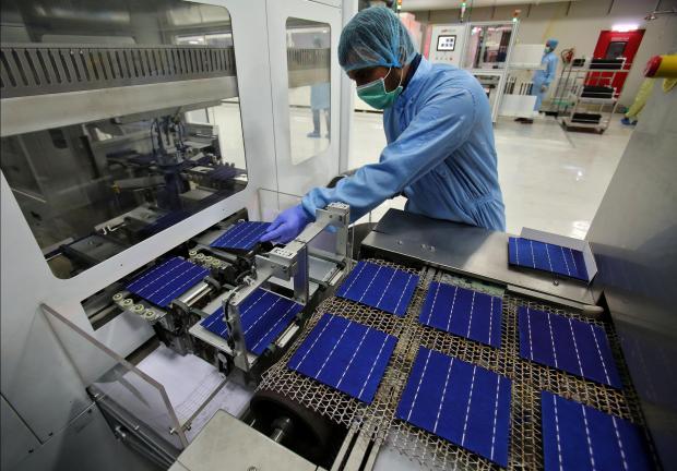 ET Solar muốn chuyển giao công nghệ điện mặt trời cho Việt Nam