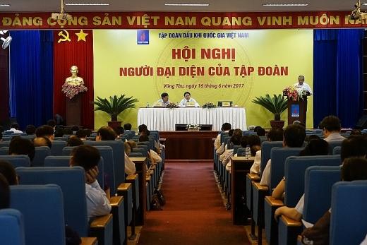 PVN sẽ minh bạch trong bổ nhiệm cán bộ 1