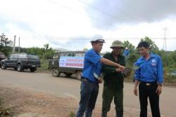 Truyền tải điện Kon Tum tuyên truyền bảo vệ an toàn lưới điện