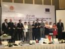 The present ceremony of Vietnam Energy Partner Group