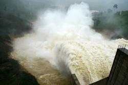 Phương án khẩn cấp khi thủy điện Hàm Thuận - Đa Mi xả lũ