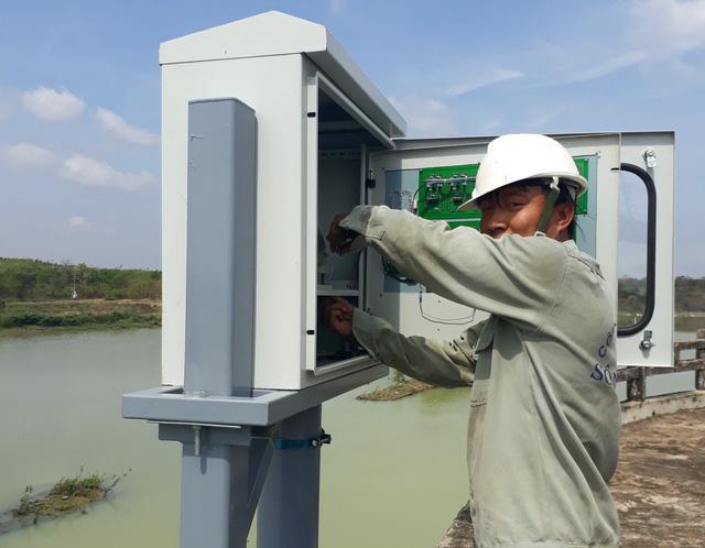 Giải pháp kiểm soát lũ an toàn cho các nhà máy thủy điện 1