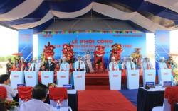 Khởi công Trang trại điện mặt trời Gelex Ninh Thuận