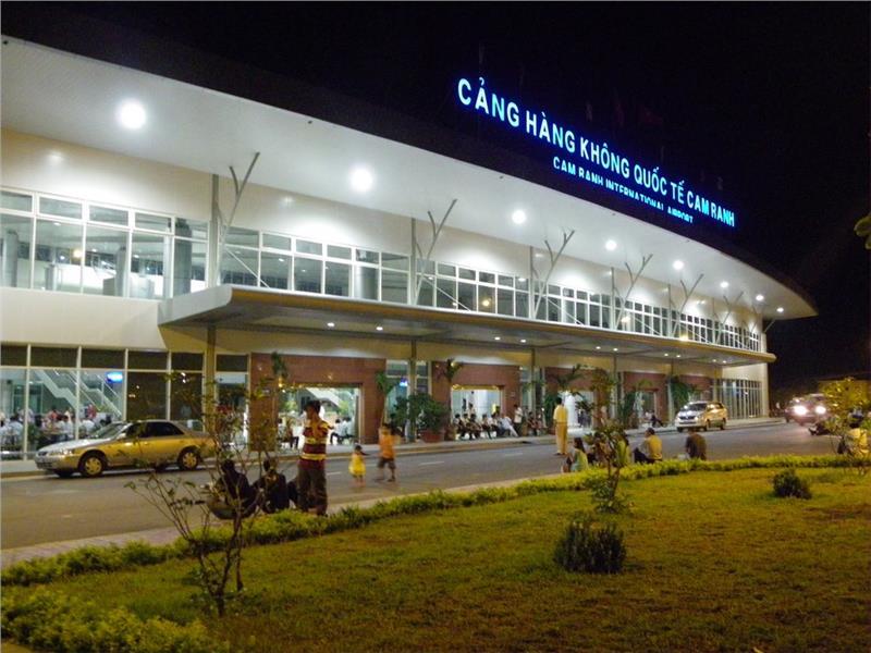 Đóng điện công trình cấp điện cho Nhà ga Quốc tế Cam Ranh