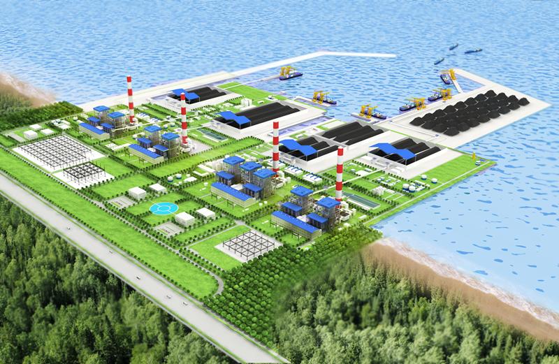 Nhiệt điện than ven biển: Cái khó ló cái khôn