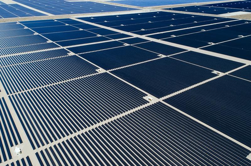 EVNCPC tiên phong trong phát triển điện mặt trời