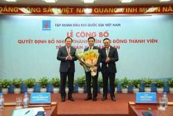 Tân Tổng giám đốc điều hành PVN Lê Mạnh Hùng là người thế nào?