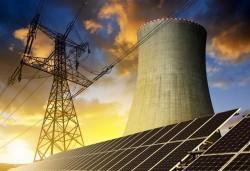 Năng lượng tái tạo và điện hạt nhân trong 'cuộc chiến' chống biến đổi khí hậu