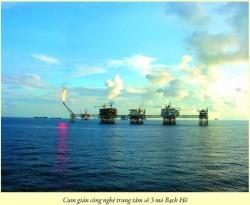 Vietsovpetro phát hiện vỉa dầu mới tại cấu tạo Thỏ Trắng