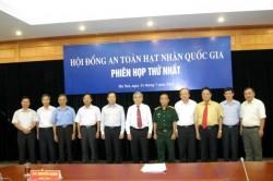 Việt Nam chính thức ra mắt 'Hội đồng An toàn Hạt nhân Quốc gia'