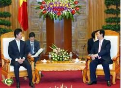 Việt - Nhật cam kết đẩy nhanh tiến độ dự án điện hạt nhân Ninh Thuận