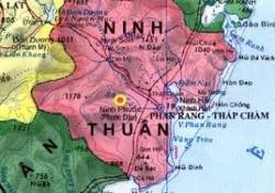 Chuẩn bị thẩm định địa điểm xây dựng nhà máy điện hạt nhân Ninh Thuận