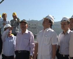 Chính phủ yêu cầu đẩy nhanh tiến độ Trung tâm Điện lực Vĩnh Tân