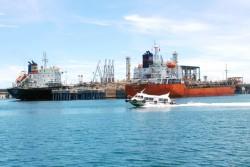NMLD Dung Quất  xuất bán 3.000 tấn dầu Diesel sau bảo dưỡng