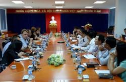 Gazpromneft và BSR bàn việc mua cổ phần NMLD Dung Quất